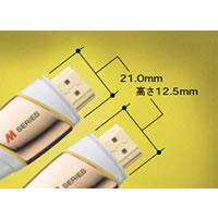 【クリックで詳細表示】HDMIケーブル M1000HD-2.4M 《送料無料》