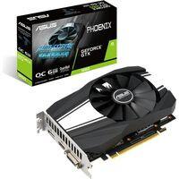 ASUS PH-GTX1660-O6G GeForce GTX 1660搭載 PCI Express x16(3.0)対応 グラフィックボード:関西・大阪・なんば・日本橋近辺でPCをパーツ買うならTSUKUMO BTO Lab. ―NAMBA― ツクモなんば店!