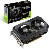 ASUS TUF-GTX1660-O6G-GAMING GeForce GTX 1660搭載 PCI Express x16(3.0)対応 グラフィックボード:関西・大阪・なんば・日本橋近辺でPCをパーツ買うならTSUKUMO BTO Lab. ―NAMBA― ツクモなんば店!
