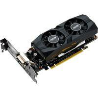 ASUS GTX1650-O4G-LP-BRK GeForce GTX 1650搭載 PCI Express x16(3.0)対応 グラフィックボード:関西・大阪・なんば・日本橋近辺でPCをパーツ買うならTSUKUMO BTO Lab. ―NAMBA― ツクモなんば店!