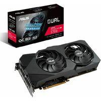 DUAL-RX5700-O8G-EVO Radeon RX 5700搭載 PCI Express x16(4.0)対応 グラフィックボード