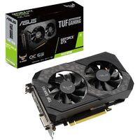 ASUS TUF-GTX1660S-O6G-GAMING GeForce GTX 1660 SUPER搭載 PCI Express x16(3.0)対応 グラフィックボード:関西・大阪・なんば・日本橋近辺でPCをパーツ買うならTSUKUMO BTO Lab. ―NAMBA― ツクモなんば店!