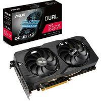 DUAL-RX5500XT-O8G-EVO RADEON RX 5500XT 8GB搭載