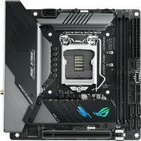 ASUS ROG STRIX Z490-I GAMING Intel Z490 搭載 LGA1200対応 Mini-ITXマザーボード:関西・大阪・なんば・日本橋近辺でPCをパーツ買うならツクモ日本橋!