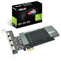 ASUS GT710-4H-SL-2GD5 Geforce GT710搭載、PCI Express x1(3.0)対応グラフィックボード:関西・大阪・なんば・日本橋近辺でPCをパーツ買うならツクモ日本橋!
