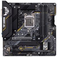 ASUS TUF GAMING B460M-PLUS AURA SYNC RGB LED搭載 Intel B460 LGA1200 MicroATXマザーボード:関西・大阪・なんば・日本橋近辺でPCをパーツ買うならツクモ日本橋!