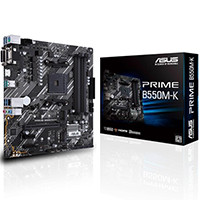ASUS PRIME B550M-K AMD B550 Socket AM4搭載 MicroATXマザーボード:関西・大阪・なんば・日本橋近辺でPCをパーツ買うならツクモ日本橋!