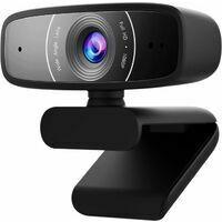 ASUS エイスース ASUS Webcam C3 デュアルマイク内蔵 ビデオストリーミング向けウェブカメラ:関西・大阪・なんば・日本橋近辺でPCをパーツ買うならツクモ日本橋!