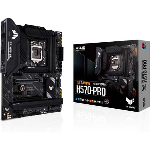 ASUS エイスース TUF GAMING H570-PRO Intel H570搭載 LGA1200対応ATXマザーボード:関西・大阪・なんば・日本橋近辺でPCをパーツ買うならツクモ日本橋!