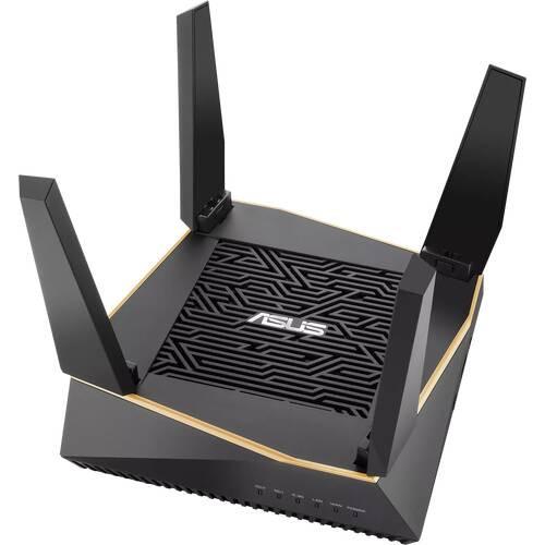 RT-AX92U 次世代高速無線「Wi-Fi 6(IEEE802.11ax)」に対応したトライバンドWi-Fiルーター