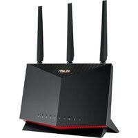 ASUS RT-AX86U デュアルバンド対応 Wi-Fi 6 2.5G LAN搭載 ゲーミング無線LANルーター:関西・大阪・なんば・日本橋近辺でPCをパーツ買うならツクモ日本橋!