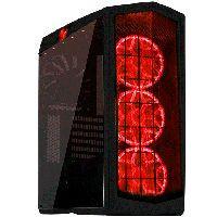 SilverStone SST-PM01B-RGB (ブラックボディー、RGB LED + ウィンドウ)