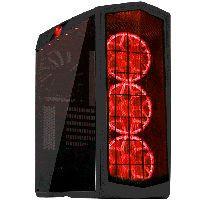 SilverStone SST-PM01C-RGB (ツヤ消しブラック、RGB LED + ウィンドウ)