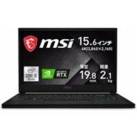 MSI エムエスアイ GS66-10UH-001JP GS66 Stealth Core i9-10980HK GeForce RTX 3080搭載 4K 15.6型液晶 ゲーミングノートPC:関西・大阪・なんば・日本橋近辺でPCをパーツ買うならツクモ日本橋!