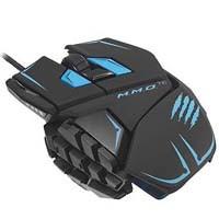 M.M.O. TE Tornament Edition Gaming Mouse (MC-MTE-MB) 17ボタンを搭載した重量100gのゲーミングマウス