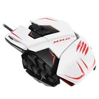 M.M.O. TE Tornament Edition Gaming Mouse (MC-MTE-WH) MMOやMOBAなどの本格ゲーマー向け ゲーミングマウス