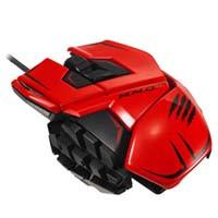 マッドキャッツ M.M.O. TE Tornament Edition Gaming Mouse MC-MTE-RD (レッド)