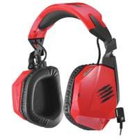 マッドキャッツ F.R.E.Q. 3 Stereo Headset MC-F3E-RD (レッド)