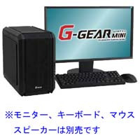 eX.computer G-GEAR mini GI7J-E64T/NT1