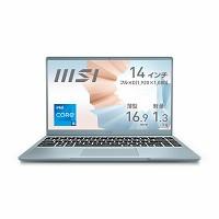 MSI エムエスアイ MODERN-14-B11MO-098JP [ 14型 / フルHD / i5-1135G7 / 8GB RAM / 512GB SSD / Windows 10 Home / ブルーストーン ] Modern 14 B11  14型液晶 ビジネス向け ノートパソコン:関西・大阪・なんば・日本橋近辺でPCをパーツ買うならTSUKUMO BTO Lab. ―NAMBA― ツクモなんば店!