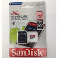 サンディスク SDSQUAR-128G-GN6MA A1対応 microSDXCカード Class10 UHS-I 海外パッケージ:九州・博多・天神近辺でPCをパーツ買うならツクモ福岡店!