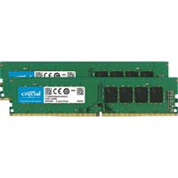 CT2K16G4DFD8266  Crucial 32GB Kit (16GB x2) DDR4-2666 DIMM