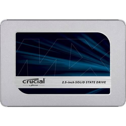 Crucial クルーシャル MX500 CT500MX500SSD1JP [2.5インチ内蔵SSD / 500GB / MX500 シリーズ / 国内正規代理店品] 2.5インチ SATA 6.0Gb/s インターフェース対応 SSD TLC:博多・福岡・九州近辺でPCをパーツ買うならツクモ博多店!