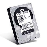 Western Digital WD6001FZWX WD Black 3.5インチ SATA HDD 6Gbps:九州・博多・天神近辺でPCをパーツ買うならツクモ福岡店!