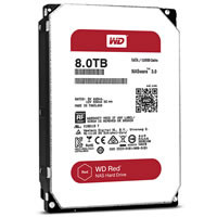 Western Digital WD Red WD80EFZX 3.5インチ NAS用ハードディスクドライブ SATA 6Gb/s:九州・博多・天神近辺でPCをパーツ買うならツクモ福岡店!