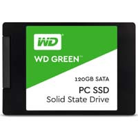 Western Digital WDS120G1G0A WD Green SSD 2.5インチ/7mmケース入り:九州・博多・天神近辺でPCをパーツ買うならツクモ福岡店!