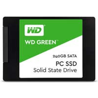 Western Digital WDS240G1G0A WD Green SSD 2.5インチ/7mmケース入り:九州・博多・天神近辺でPCをパーツ買うならツクモ福岡店!