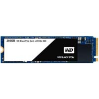 WD Black PCIe 256GB(WDS256G1X0C) 読み出し最大2,050MB/s!M.2 PCI-E接続のSSD