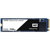 WDS512G1X0C WD Black PCIe SSD M.2 2280 読み出し最大2050MB/s