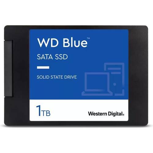 WD Blue 1TB (WDS100T2B0A) WD Blue 3D NAND SATA SSD 1TB 2.5インチ