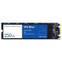 WD Blue 3D NAND SATA M.2 2280 SSD (容量:250GB)