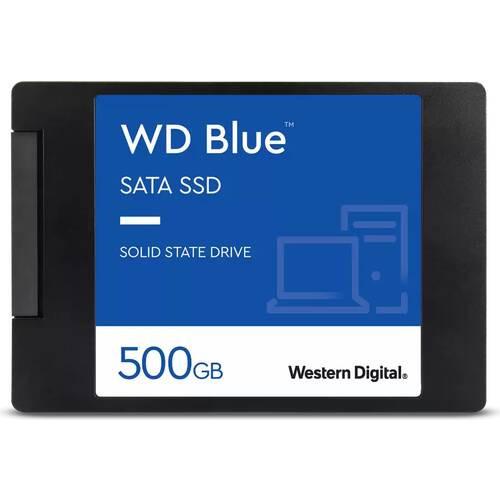 WD Blue 3D NAND SATA 500GB(WDS500G2B0A) WD Blue 3D NAND SATA SSD 500GB 2.5インチ