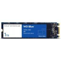 WD Blue 3D NAND SATA M.2 2280 SSD (容量:1TB)