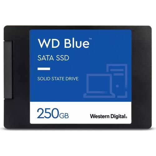 WD Blue 3D NAND 250GB(WDS250G2B0A) WD Blue 3D NAND SATA SSD 250GB 2.5インチ