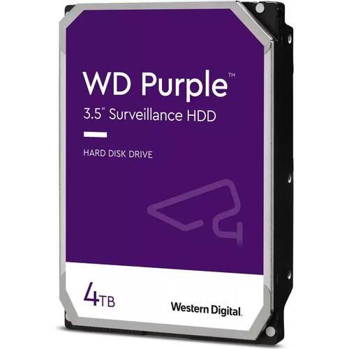 WD40PURZ 監視カメラシステムに最適化されたハードディスクドライブ