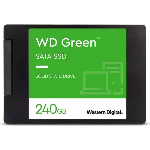 WD Green WDS240G2G0A WD Green SSD 2.5インチ/7mm
