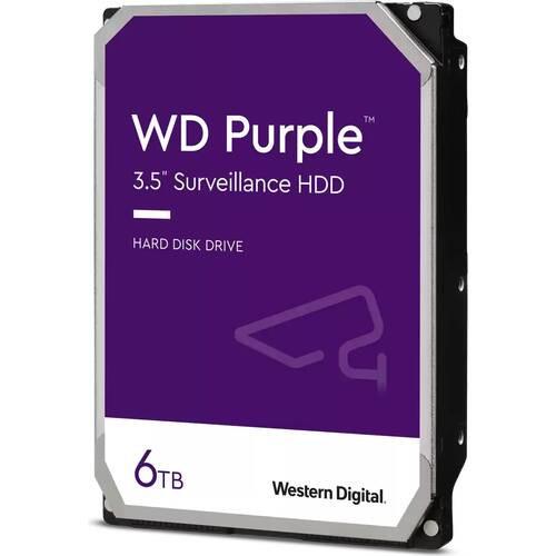 Western Digital ウエスタンデジタル WD62PURZ [3.5インチ内蔵HDD 6TB 5640rpm WD Purpleシリーズ 国内正規代理店品] 監視システム向け 3.5インチ SATA HDD:関西・大阪・なんば・日本橋近辺でPCをパーツ買うならツクモ日本橋!