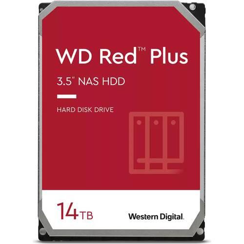 Western Digital ウエスタンデジタル WD140EFGX [3.5インチ内蔵HDD 14TB 7200rpm WD Red Plusシリーズ 国内正規代理店品] WD Red Plus 3.5インチ NAS向けHDD 14TBモデル CMR:博多・福岡・九州近辺でPCをパーツ買うならツクモ博多店!