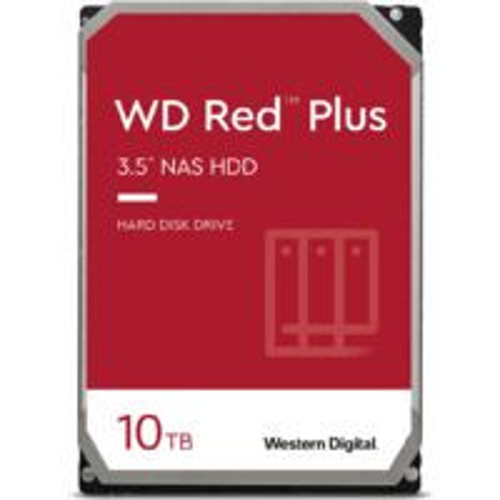 Western Digital ウエスタンデジタル WD101EFBX [3.5インチ内蔵HDD 10TB 7200rpm WD Red Plusシリーズ 国内正規代理店品] 3.5インチ NAS用ハードディスクドライブ SATA 6Gb/s:関西・大阪・なんば・日本橋近辺でPCをパーツ買うならツクモ日本橋!