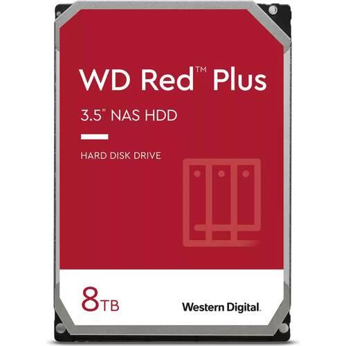 Western Digital ウエスタンデジタル WD80EFBX [3.5インチ内蔵HDD 8TB 7200rpm WD Red Plusシリーズ 国内正規代理店品] WD Red Plus NAS向け 3.5インチ内蔵HDD SATA 6Gb/s CMR:博多・福岡・九州近辺でPCをパーツ買うならツクモ博多店!