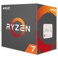 Ryzen 7 1700X BOX(YD170XBCAEWOF) 8コアCPUの中でコスパに優れたRyzen 7!