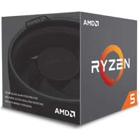 Ryzen 5 1500X BOX(YD150XBBAEBOX) コスパに優れたRYZEN5!