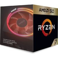 Ryzen 7 2700X 50th Anniversary Edition with Wraith Prism cooler (YD270XBGAFA50) ※パワーアップSALE! 《送料無料》
