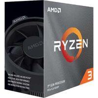 AMD Ryzen 3 3300X With Wraith Stealth cooler (100-100000159BOX) Socket AM4対応 CPU:関西・大阪・なんば・日本橋近辺でPCをパーツ買うならツクモ日本橋!