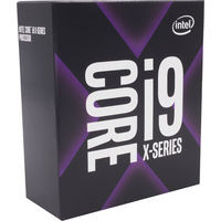 Core i9-9900X (LGA-2066) BOX BX80673I99900X 《送料無料》