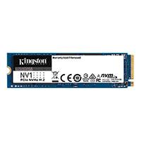 Kingston キングストン NV1 NVMe PCIe SSD SNVS500G [M.2 NVMe 内蔵SSD / 500GB / PCIe Gen3x4 / NV1 シリーズ / 国内正規代理店品] PCIe Gen3.0 x4 M.2 SSD 2280 500GBモデル:博多・福岡・九州近辺でPCをパーツ買うならツクモ博多店!